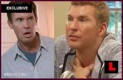 Todd Chrisley as Jeff Lewis? Chrisley Doesn't Know Best Flipping Out: EXCLUSIVE