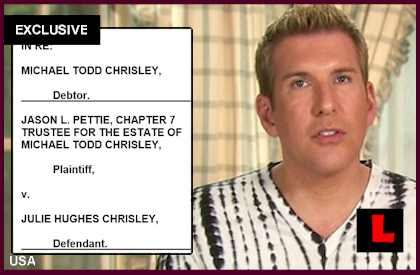 Todd Chrisley Wife Julie Chrisley Wants Bankruptcy Trial: EXCLUSIVE what does todd do for a living, do, make his money