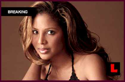 Toni Braxton: The Rock's Feet Drive Me to Drink