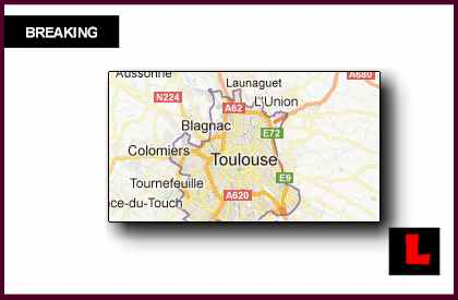 Toulouse, France Hostage Situation Underway at CIC Bank