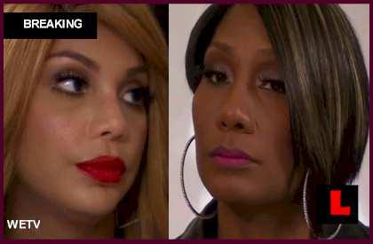 Towanda Braxton Dating Kordell Stewart? Tamar Braxton Wants Details