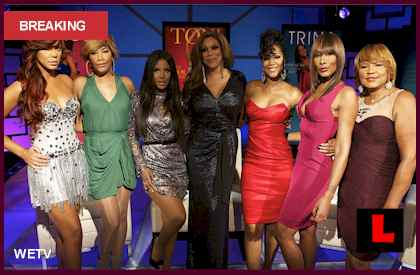 Traci Braxton Weight Loss, Trina Braxton New Look, Revealed on BFV Reunion