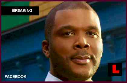 Tyler Perry Not Dead - Madea Star Battles Fake Death Reportl