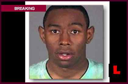 Tyler the Creator Mugshot Photo Released from Arrest