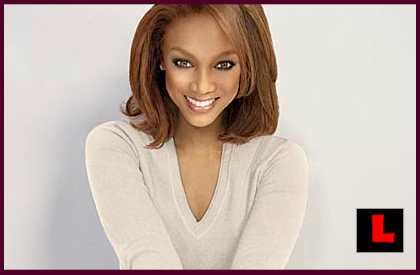 Clay Aiken Tyra Banks