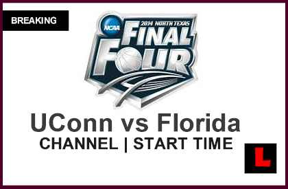 UConn vs. Florida 2014 Score Delivers Final Four Channel, Start Time what time on live score results ncaa college basketball