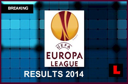 uefa europa league results 2014 prompt surprise scores in first leg. Black Bedroom Furniture Sets. Home Design Ideas