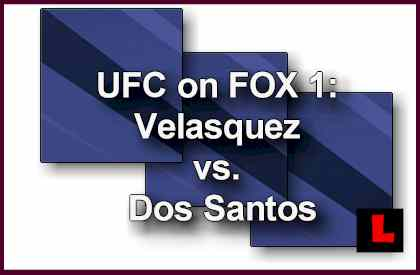 UFC on FOX Results Reveal Velasquez vs. Dos Santos Knockout