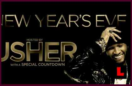 Usher New Years