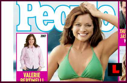 One Bikini at a Time! Valerie Bertinelli's bikini pictures hit People ...