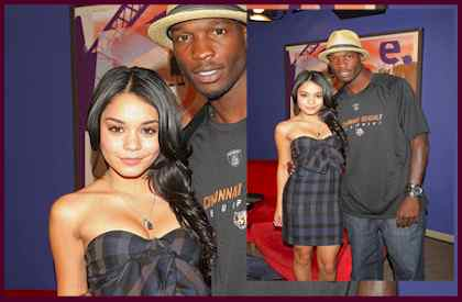 Vanessa Hudgens Chad Johnson