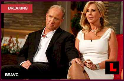 Bravo: Vicki Gunvalson, Brooks Ayers Are Still Together, Dating 2013