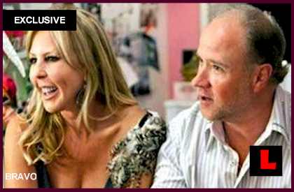 Vicki Gunvalson Brooks Ayers Still Dating Brooks Remains Silent EXCLUSIVE