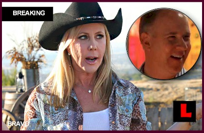 Vicki Gunvalson, Brooks Ayers Together 2014 Dating in New RHOC Season