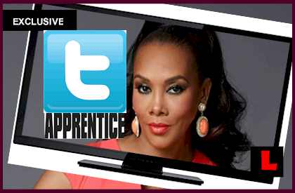Vivica Tweets The Apprentice: Kenya Moore Steals Cellphone for Twitter?