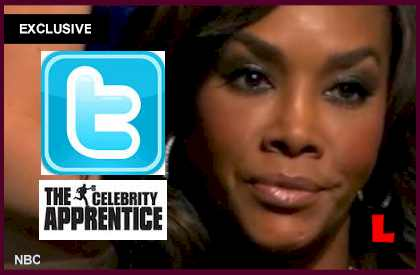 Vivica Fox Tweet on The Apprentice, Twitter Account Strikes Kenya Moore