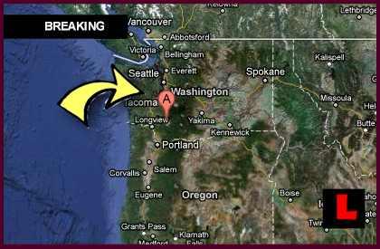 Washington Earthquake Today Felt North of Vancouver