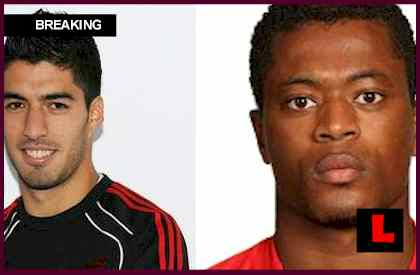 Luis Suarez vs. Patrice Evra: What Did Suarez Say to Evra