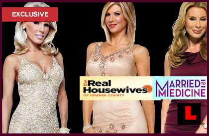 Fans: What Happened to Gretchen Rossi & Alexis Bellino, Kari Wells: EXCLUSIVE married to medicine real housewives of orange county