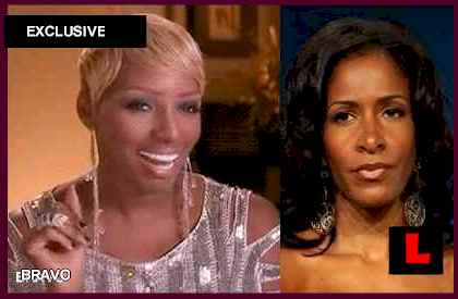 RHOA: What Happened to Sheree Whitfield and NeNe Leakes - EXCLUSIVE