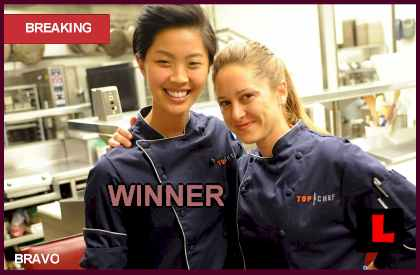  who wins Top Chef Seattle 2013 Winner chef Brooke Williamson Faces chef Kristen Kish spoilers