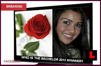 who wins the bachelor 2013 winner wins Catherine Giudici