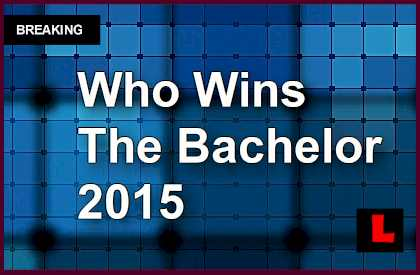 Who Wins The Bachelor 2015: RealitySteve Spoilers Changes Story