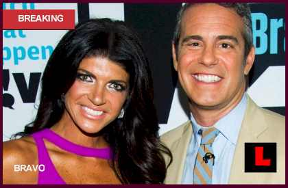 Joe Giudice Prison, Deportation Looms: Teresa Giudice Stays with RHONJ