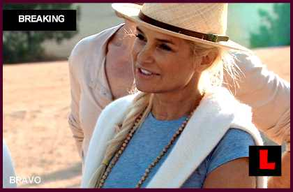 Yolanda Foster Sickness, Illness: Lyme Disease Tackled on RHOBH